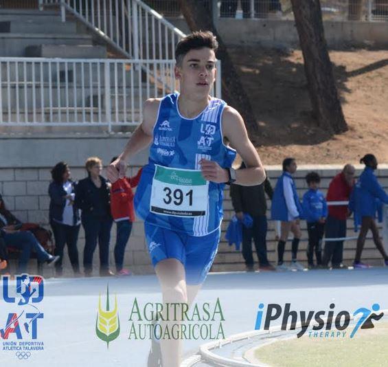 Samuel Serrano, bronce en el Campeonato de España Sub14