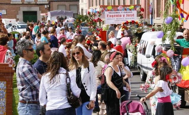 Las mejores imágenes del desfile de San Isidro de Talavera