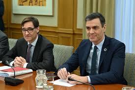 Ministro y presidente del Gobierno de España