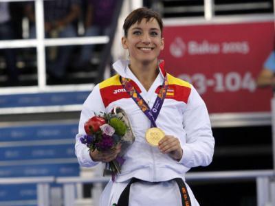 La talaverana Sandra Sánchez es oficialmente la mejor karateca de la historia