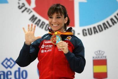 Sandra Sánchez, a por el oro en los Juegos Europeos de Minsk