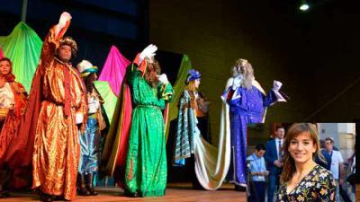 RECORRIDO | Sandra Sánchez participará en la Gran Cabalgata de Reyes