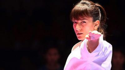 Sandra Sánchez luchará por la medalla de oro en el Open de Alemania