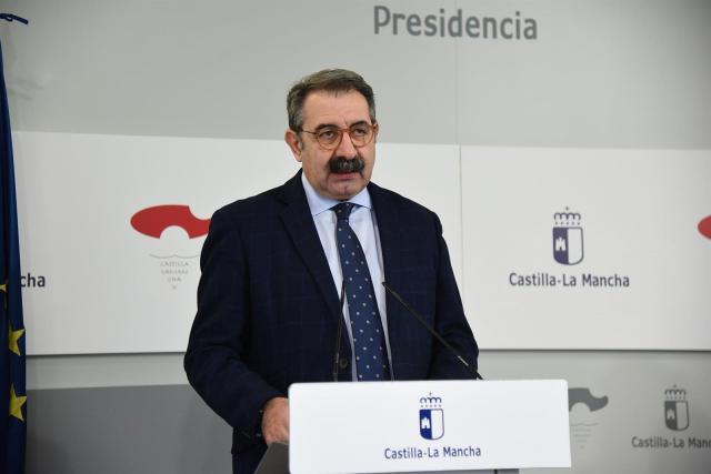 El consejero de Sanidad del Gobierno de Castilla-La Mancha, Jesús Fernández Sanz | JCCM
