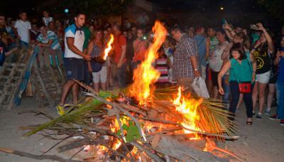 Agua y fuego para celebrar en Talavera la Noche de San Juan