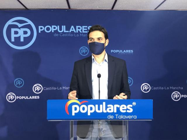 TALAVERA   Serrano critica el