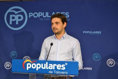 El PP de Talavera lamenta los intentos de