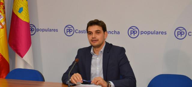 Santiago Serrano, icesecretario de Comunicación del PP CLM