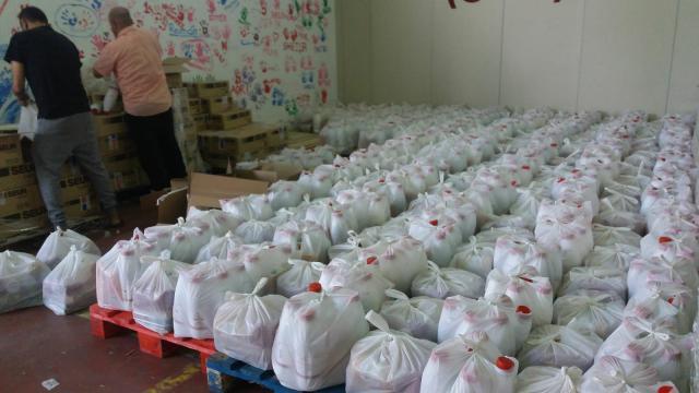 ILLESCAS | Familias vulnerables de Illescas reciben ayuda alimentaria