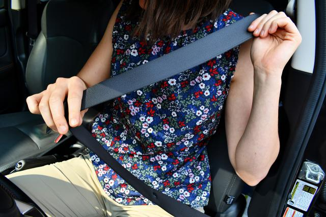 DGT   Nueva campaña para vigilar el uso del cinturón de seguridad