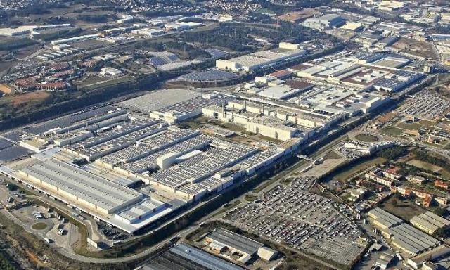 La factoría de SEAT en Martorell.