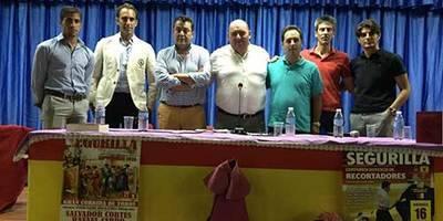 Presentados los espectaculares festejos taurinos de Segurilla para los días 16 y 17