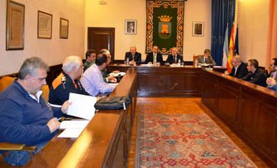 Más de 200 efectivos velarán por la seguridad de Talavera en Navidad