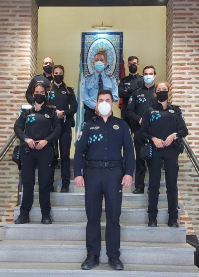 Seis nuevos agentes se incorporarán a la Policía Local de Talavera