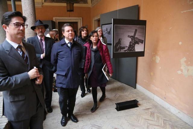 Ampliada la exposición sobre la Semana Santa de Cuenca en Roma hasta el 1 de mayo