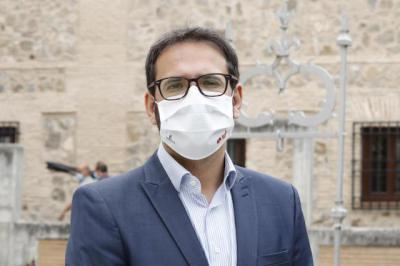 Gutiérrez insta a Núñez a visitar el Tajo con Casado