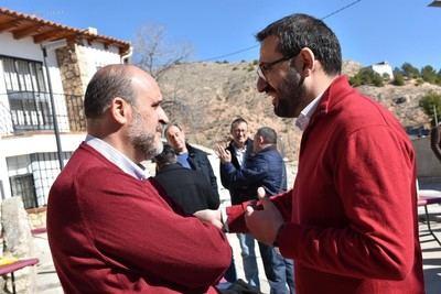 PSOE CLM afirma que Núñez se esconde tras la bandera de España porque 'no tiene ni una sola idea' para CLM
