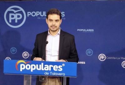 TALAVERA | Serrano pregunta a Page por los fallecidos por Covid en la ciudad