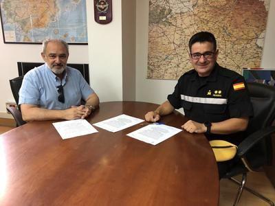 El SESCAM y la UME firman un acuerdo de colaboración para el intercambio de formación de sus profesionales