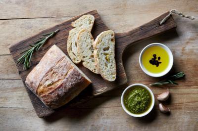 Baja el consumo de pan pese a su importancia en la dieta mediterránea