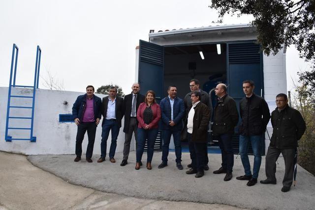 El Gobierno regional anuncia obras de mejora y conservación en las carreteras de la Sierra de San Vicente