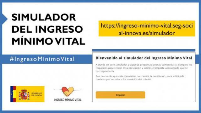 IMV | Simulador Ingreso Mínimo Vital: comprueba si cumples los requisitos