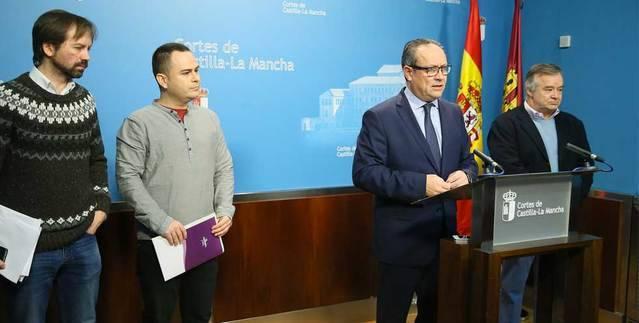 Acuerdo sobre los Presupuestos de C-LM 2017