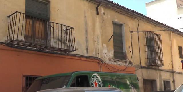 El casco antiguo de Talavera da pena tras el 'Plan Urban' (VÍDEO)