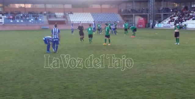 El C.D. Pedroñeras salva un punto ante un C.F. Talavera que mereció mucho más