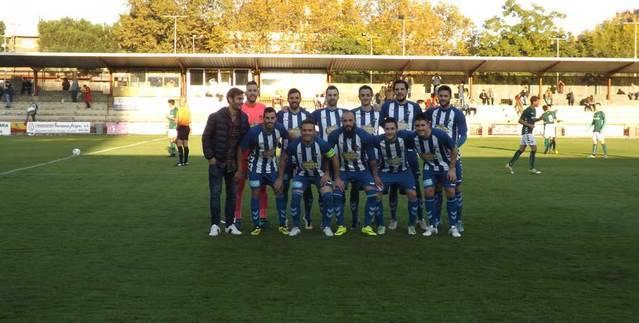 El CF Talavera se pasea en el derbi contra un Toledo 'B' desaparecido