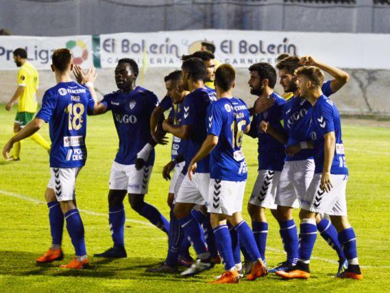 ASCENSO   El Yugo Socuéllamos ya es equipo de Segunda B