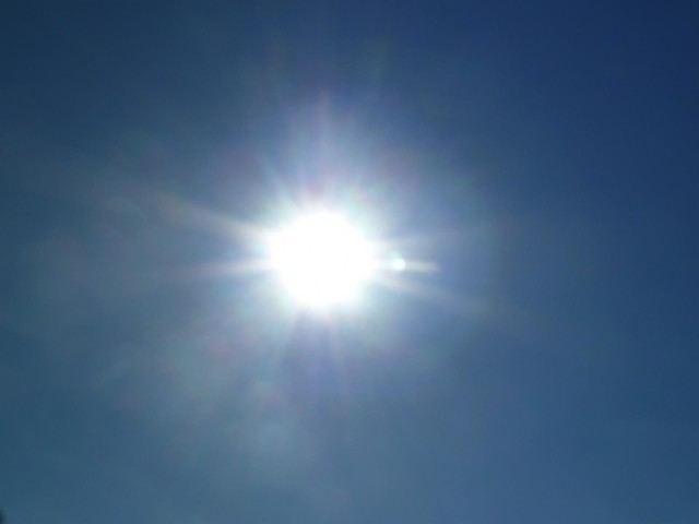 Las temperaturas suben este lunes en casi toda España y en el sur se rozarán los 30ºC