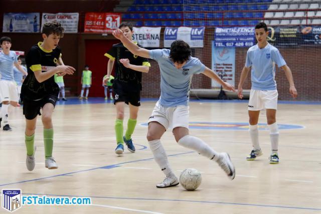 FÚTBOL SALA   El Soliss FS Talavera contará con un segundo equipo en categoría Juvenil
