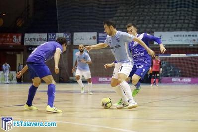 FÚTBOL SALA   Nuevos datos sobre el playoff de ascenso exprés que afecta al Soliss Talavera