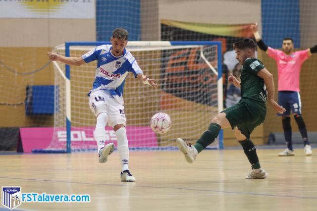 El Soliss FS Talavera afronta una nueva jornada liguera en Benavente
