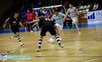 El Soliss FS Talavera pierde dos puntos y el liderato en un final de locura ante Buhersa Talayuela
