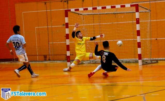 El Soliss FS Talavera cede ante un Mejorada FS que mereció la victoria