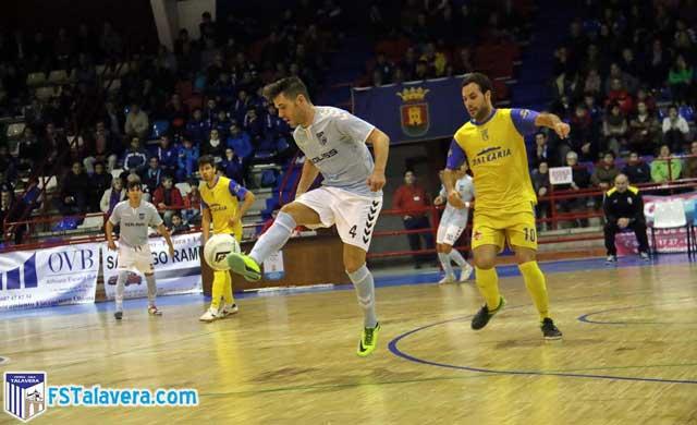 El Soliss FS Talavera gana por ocho goles al Denia FS