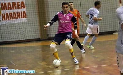 El Soliss FS Talavera arranca el año con una contundente victoria