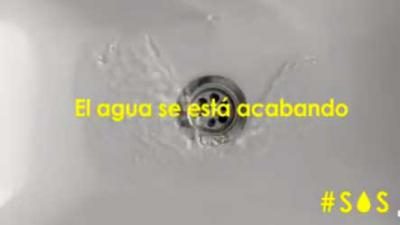 #SOS, la nueva campaña de sensibilización del agua de CLM