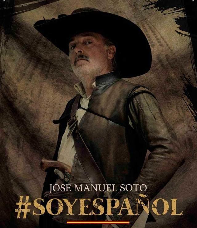 José Manuel Soto presentará 'Soy Español' durante las Ferias de San Isidro