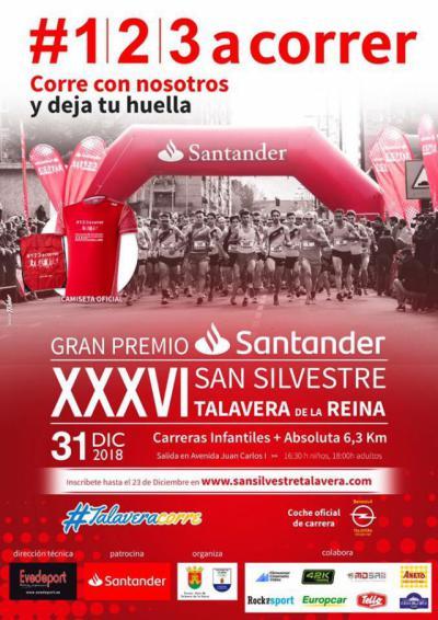 La XXXVI Carrera de San Silvestre no entrará en el Casco Antiguo