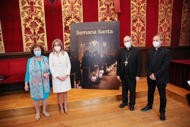 TOLEDO | Así será la Semana Santa