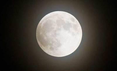 Esta noche se podrá ver la superluna más grande en 70 años