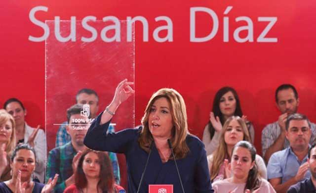 Susana Díaz pone a García-Page como ejemplo de gestión socialista