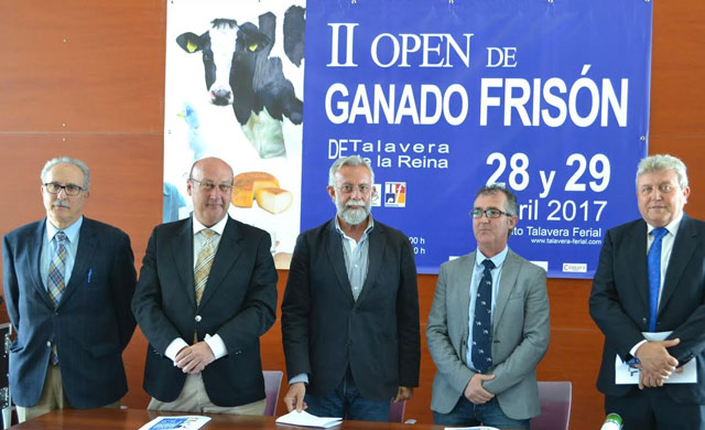 Cerca de 4.000 ganaderos se darán cita en el II Open de Ganado Frisón