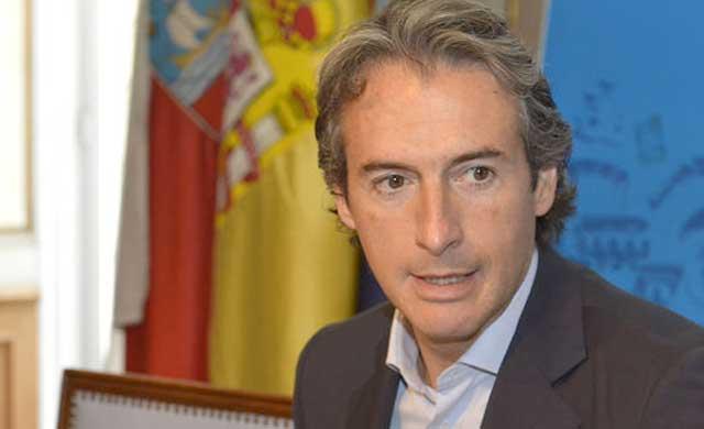 Imagen de archivo, ministro de Fomento Íñigo de la Serna