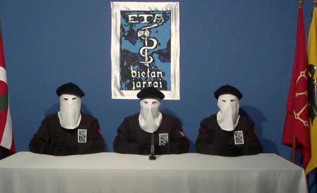 García-Page dice que el desarme de ETA es