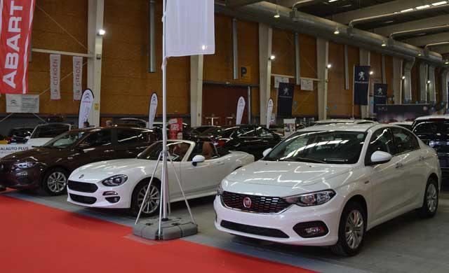 El Salón del Automóvil de Talavera expone cerca de 400 vehículos