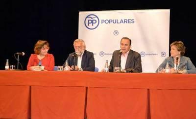 PP Talavera apoya la candidatura de Gregorio a la Presidencia Provincial